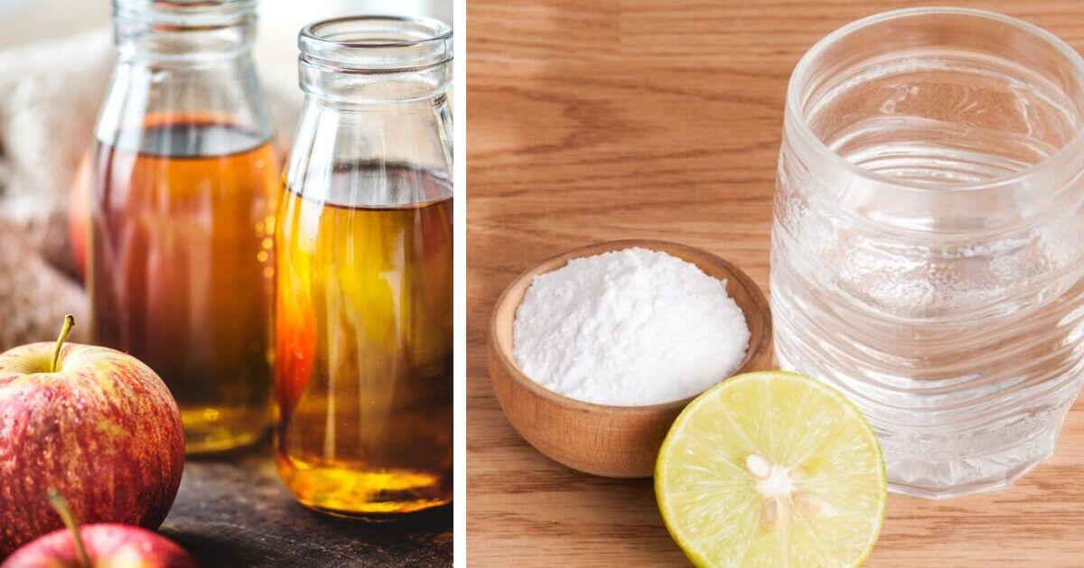 acqua calda con bicarbonato di sodio e limone per perdere peso