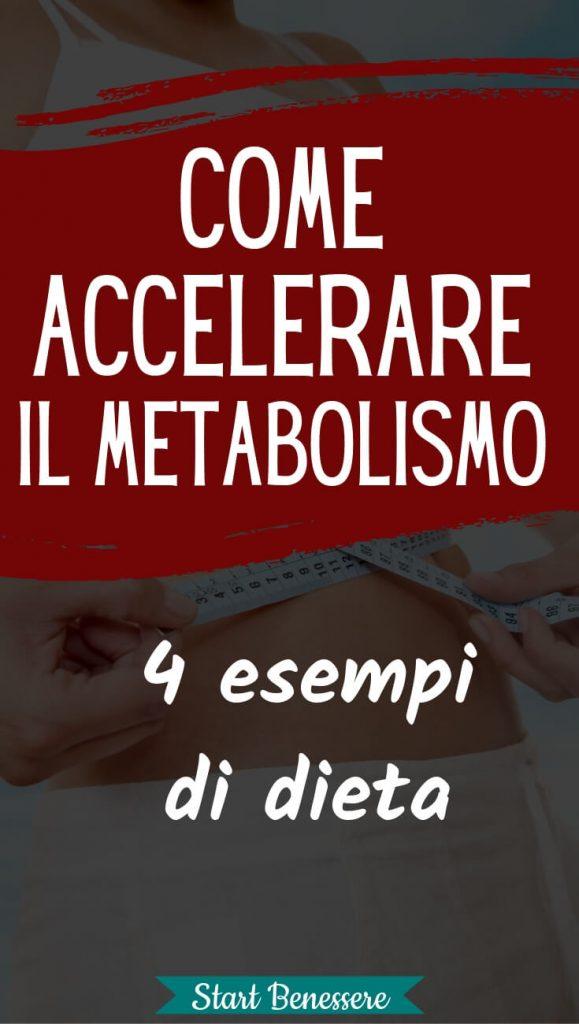 cosa mangiare nella settimana detox dieta che attiva il metabolismo
